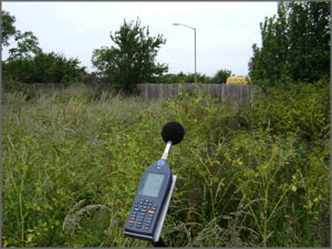 PPG24 Noise Exposure Category Noise Surveys